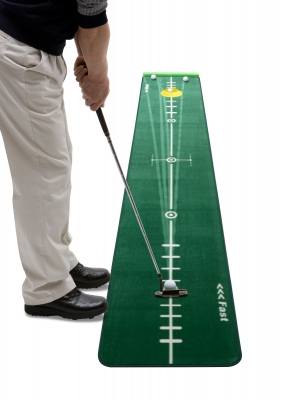 BEST Track Putting Mat EDITION 2, Medium, 300 x 50 cm